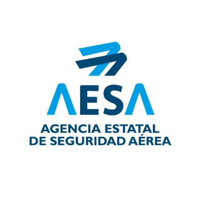Logo Aesa - Agencia estatal de seguridad aérea