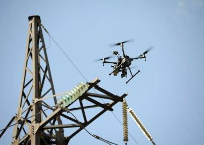 Dron de Inspección