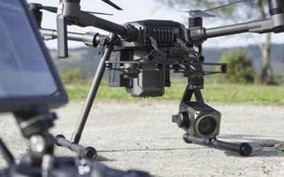 ¿Dron para inspección aérea? DJI MATRICE 210 V2