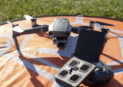 Drones para trabajos profesionales